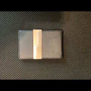 Moneyclip and card holder